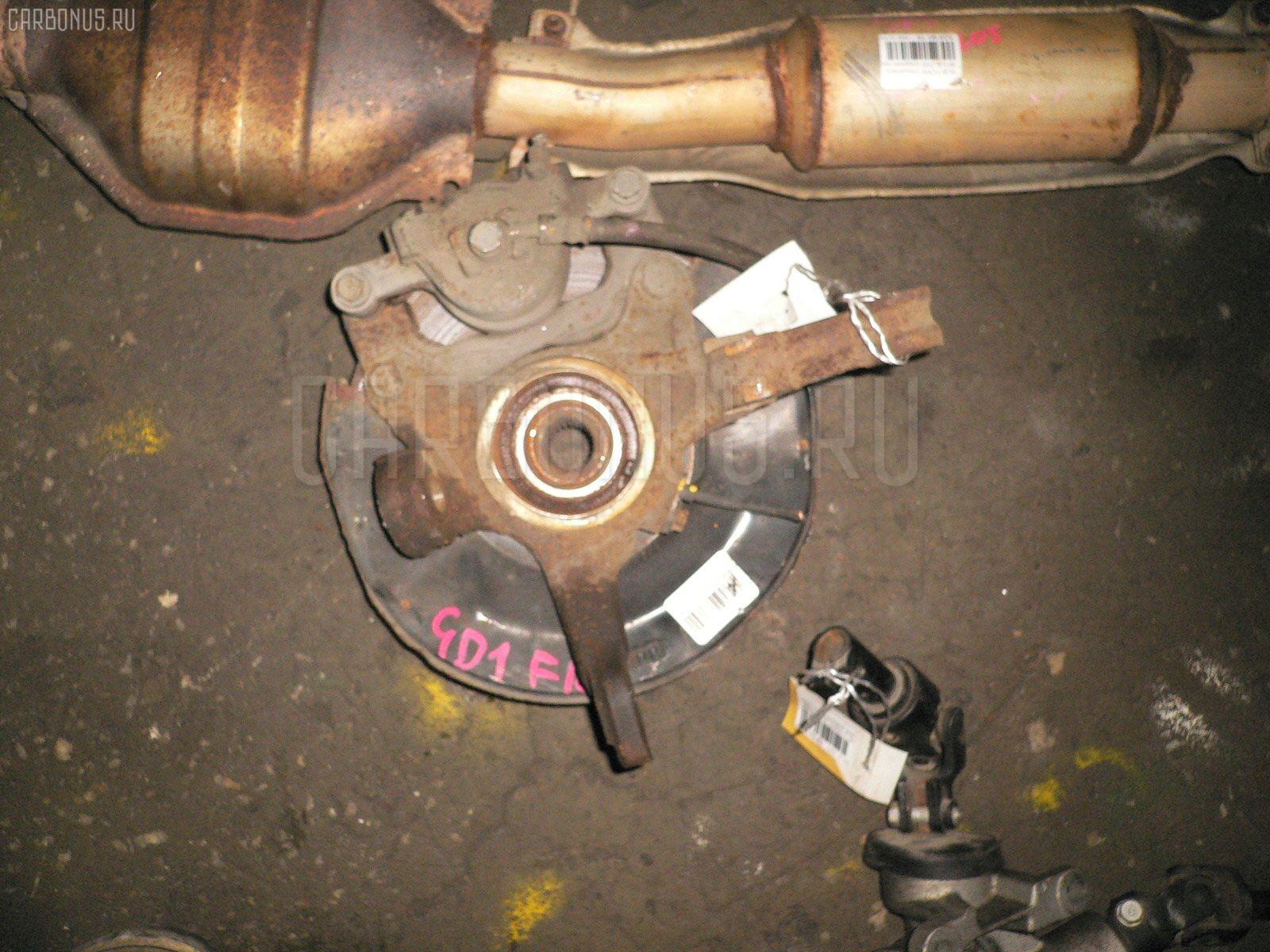 Ступица Honda Fit GD1 L13A Фото 1