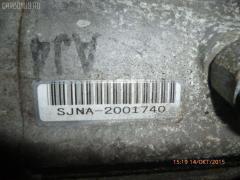 б/у КПП автоматическая HONDA EDIX BE2 D17A