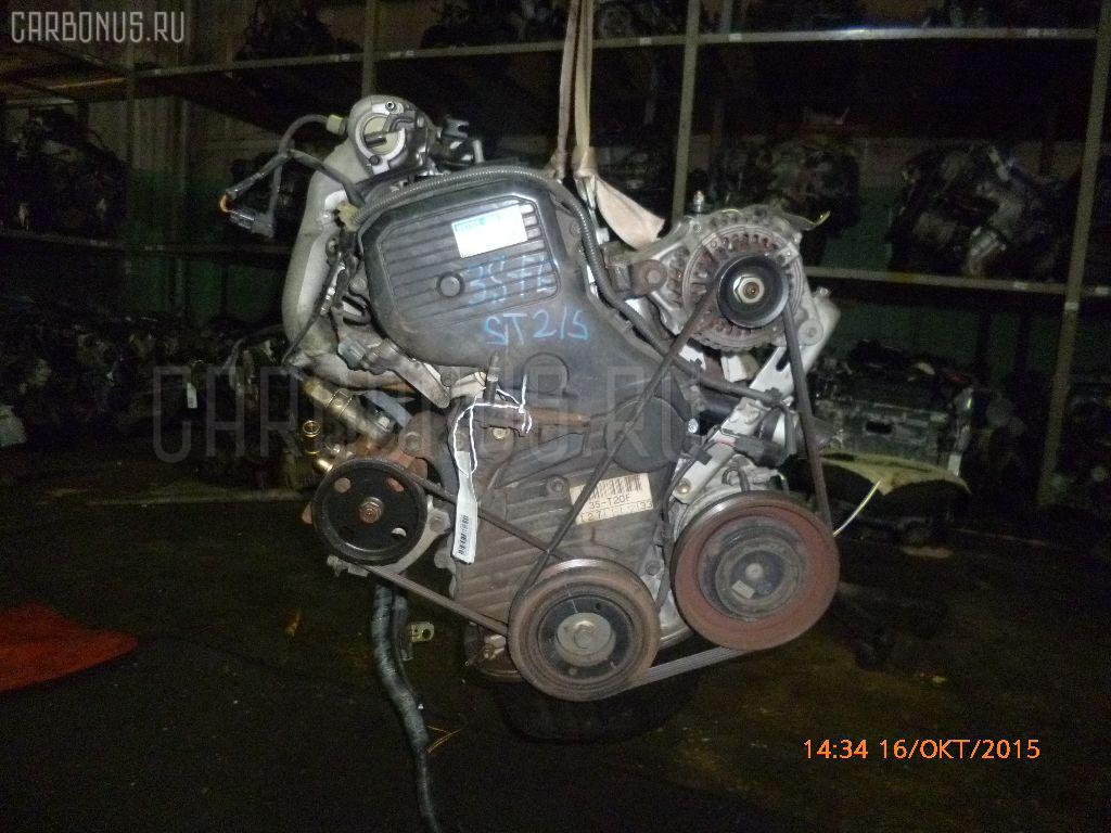 Двигатель TOYOTA CARINA ST215 3S-FE. Фото 11