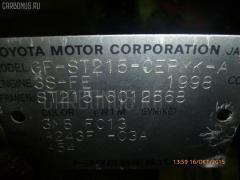 Двигатель Toyota Carina ST215 3S-FE Фото 1