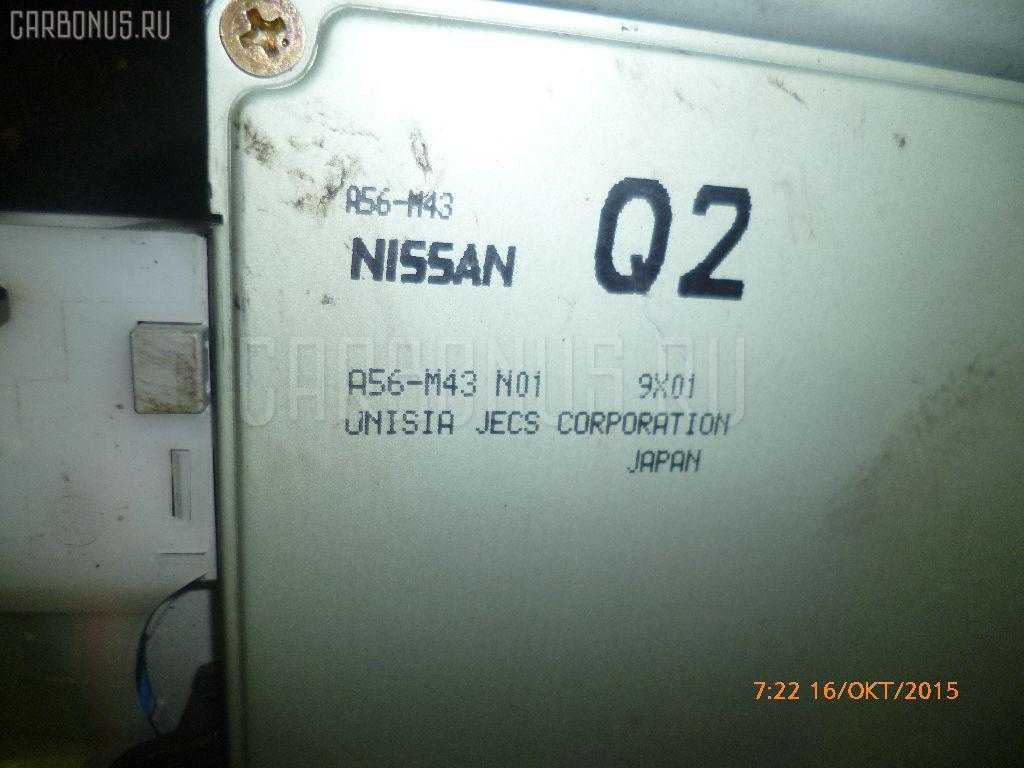 Двигатель NISSAN CEDRIC HY34 VQ30DET. Фото 6