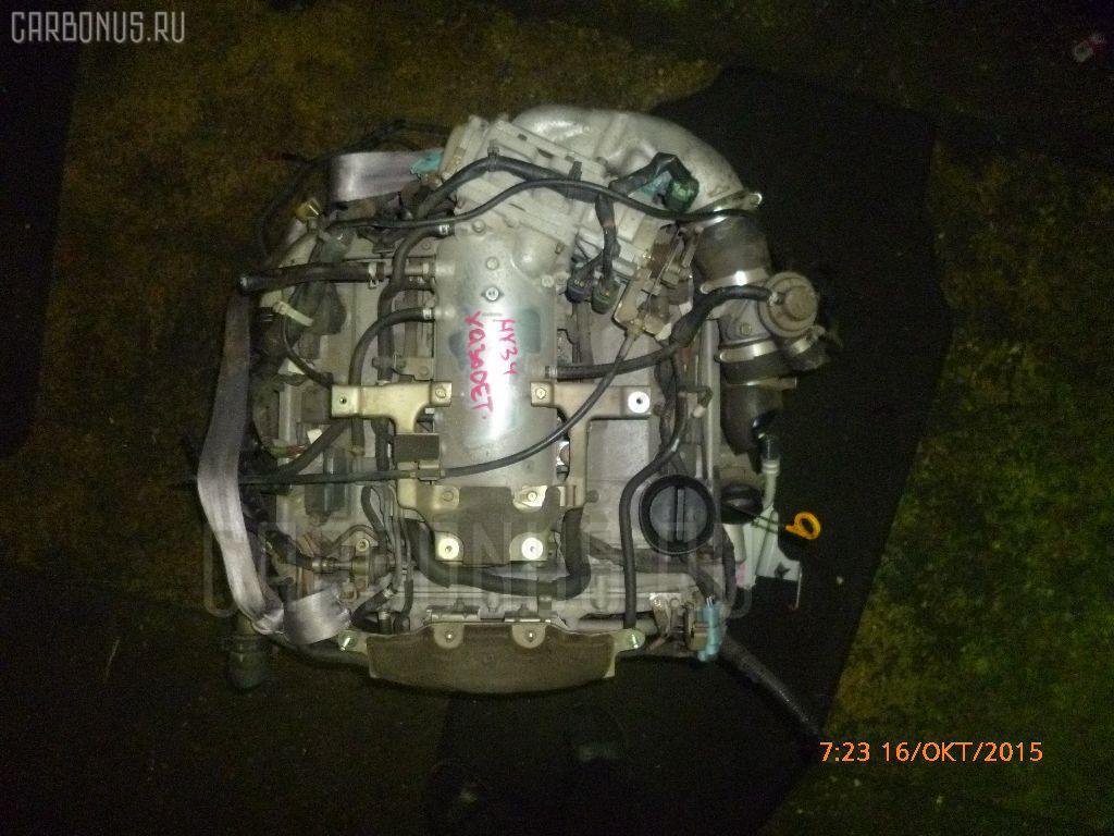 Двигатель NISSAN CEDRIC HY34 VQ30DET. Фото 11