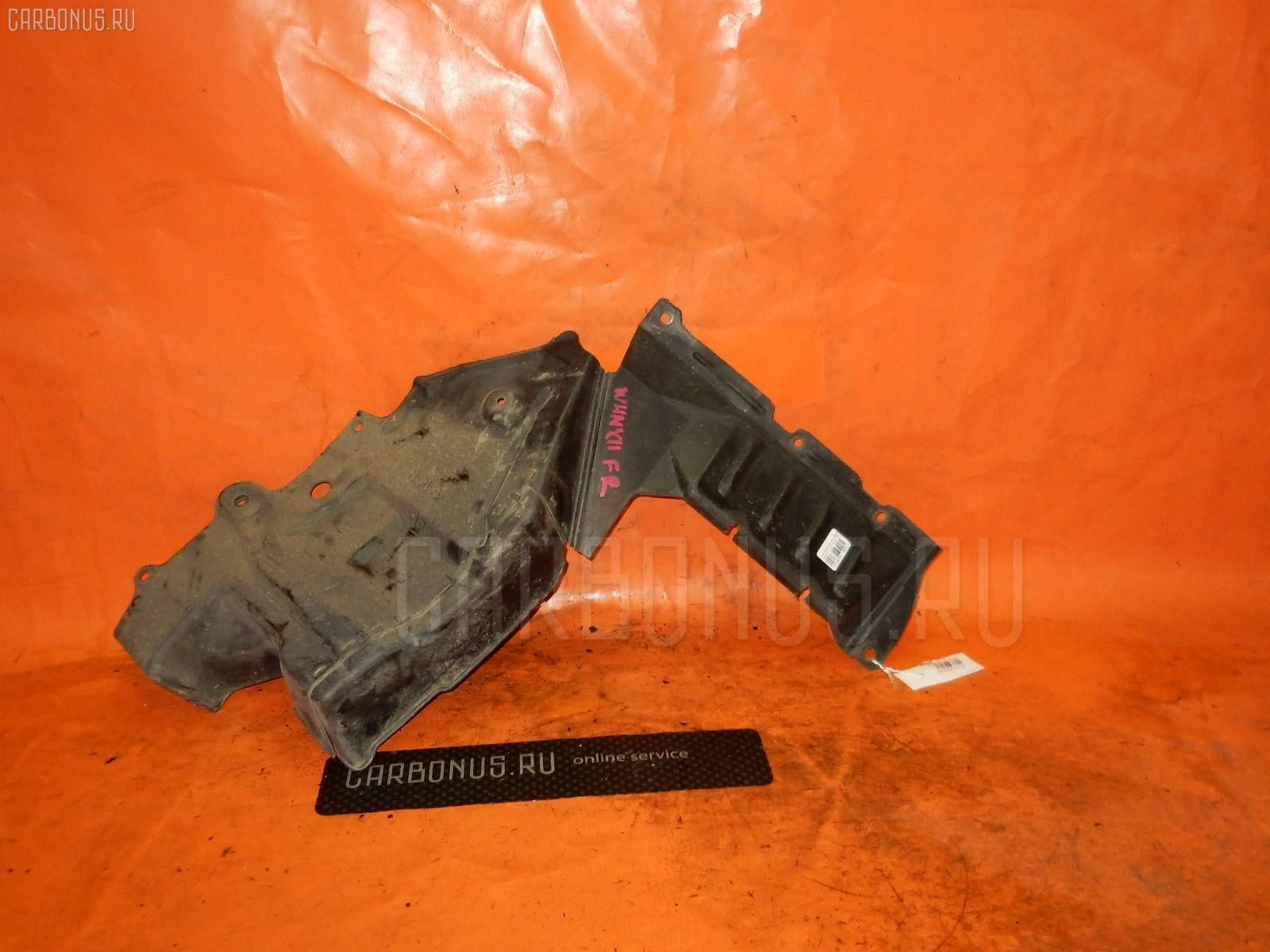 Защита двигателя NISSAN WINGROAD WHNY11 QG18DE. Фото 6