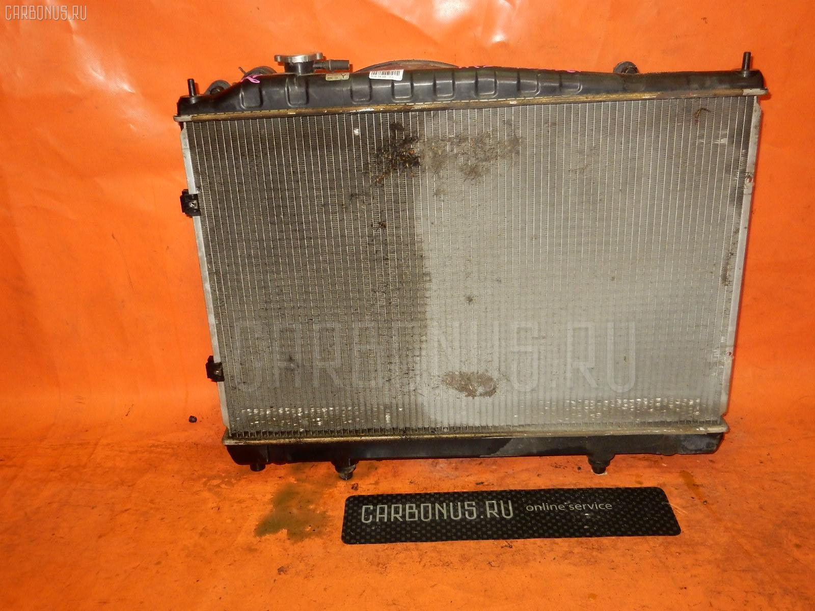 Радиатор ДВС NISSAN CEDRIC HY34 VQ30DET. Фото 2