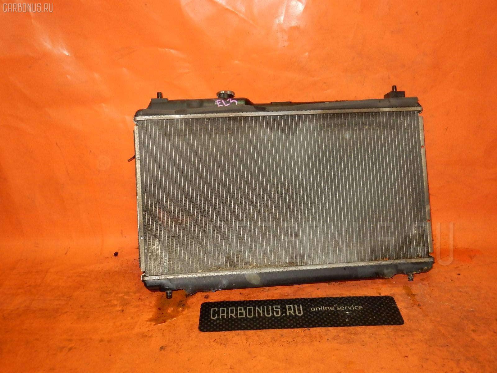 Радиатор ДВС HONDA ORTHIA EL3 B20B. Фото 10
