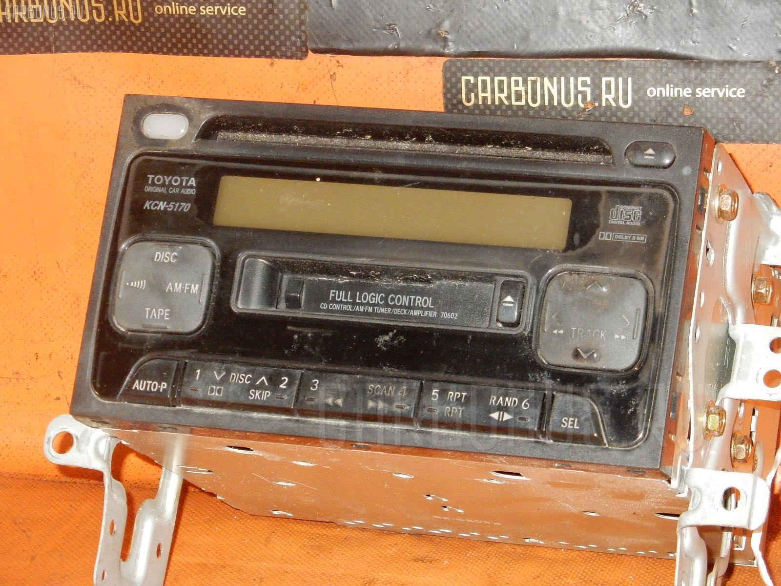 Автомагнитофон TOYOTA IPSUM SXM10G Фото 2