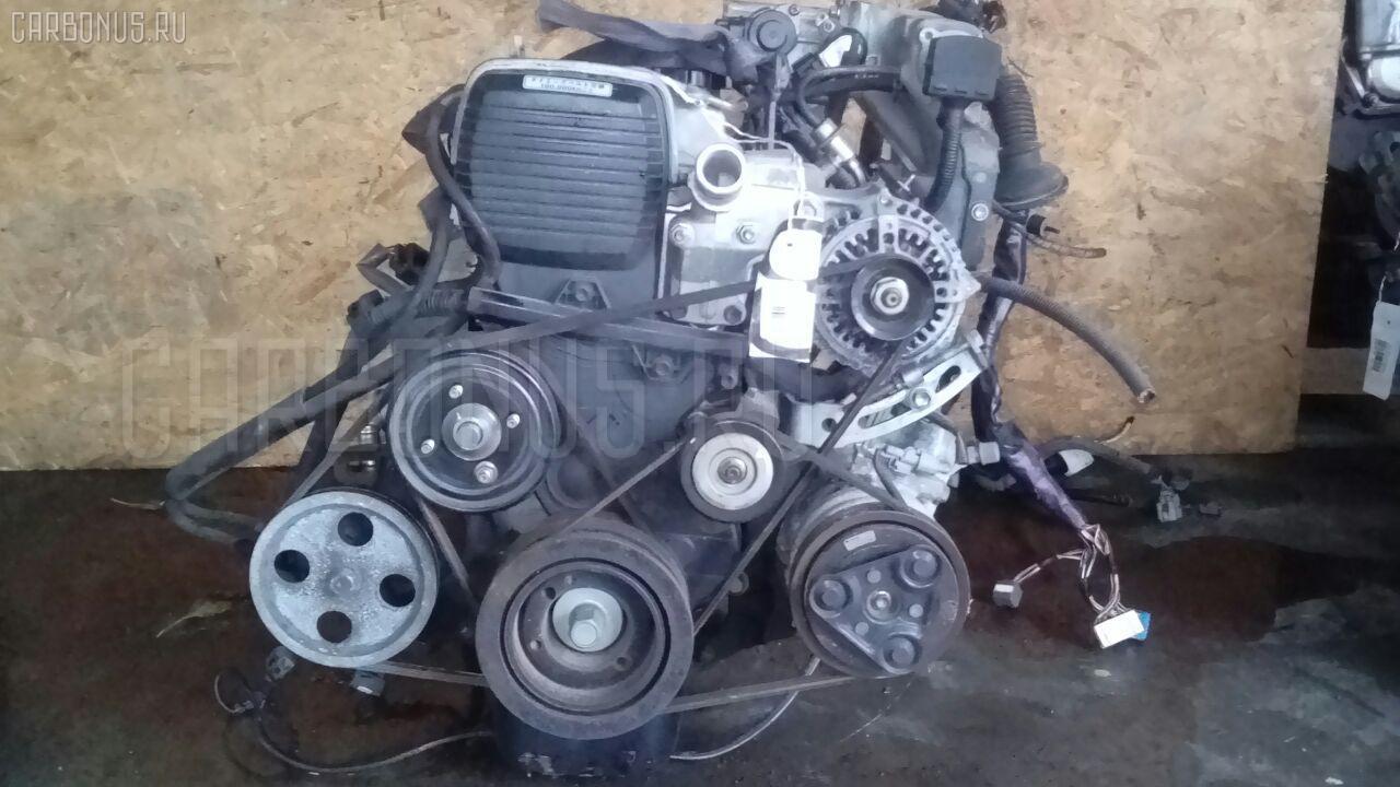 Двигатель TOYOTA MARK II GX100 1G-FE. Фото 6