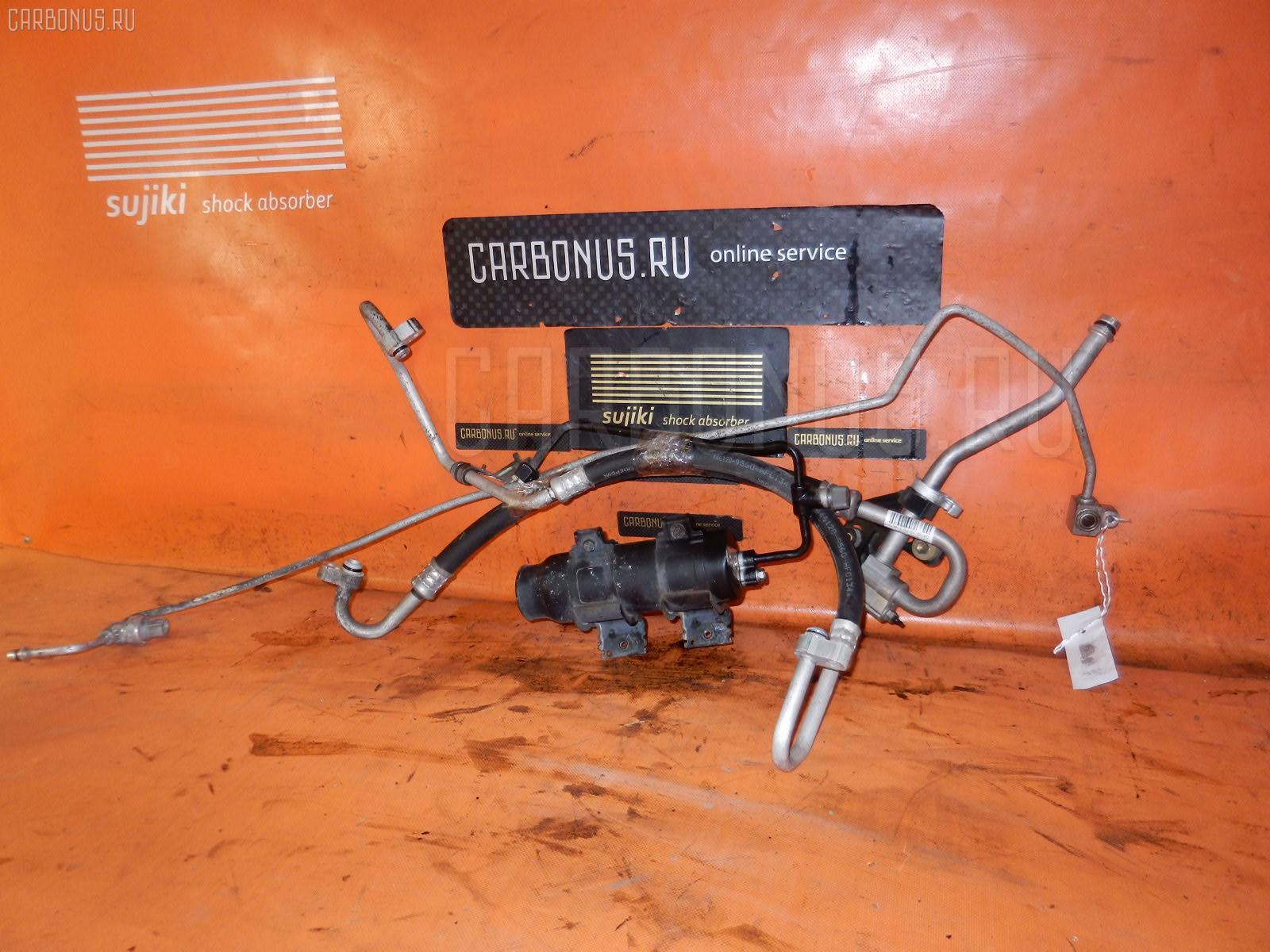 Шланг кондиционера TOYOTA MARK II GX100 1G-FE. Фото 2