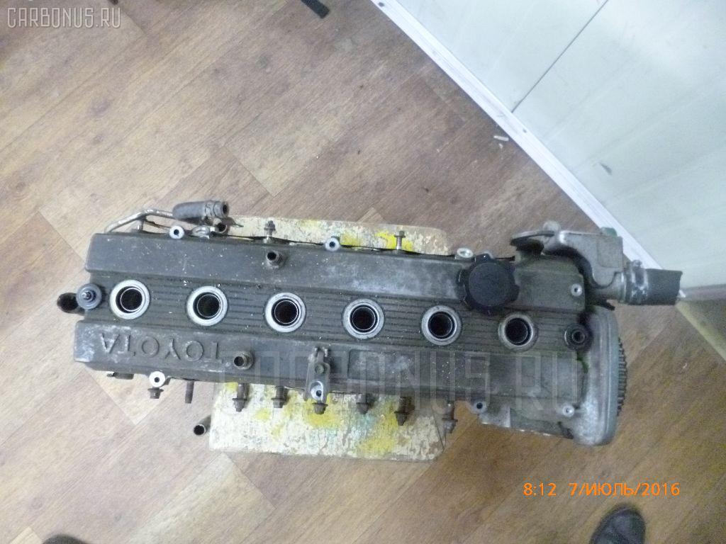 Головка блока цилиндров TOYOTA MARK II GX100 1G-FE Фото 4