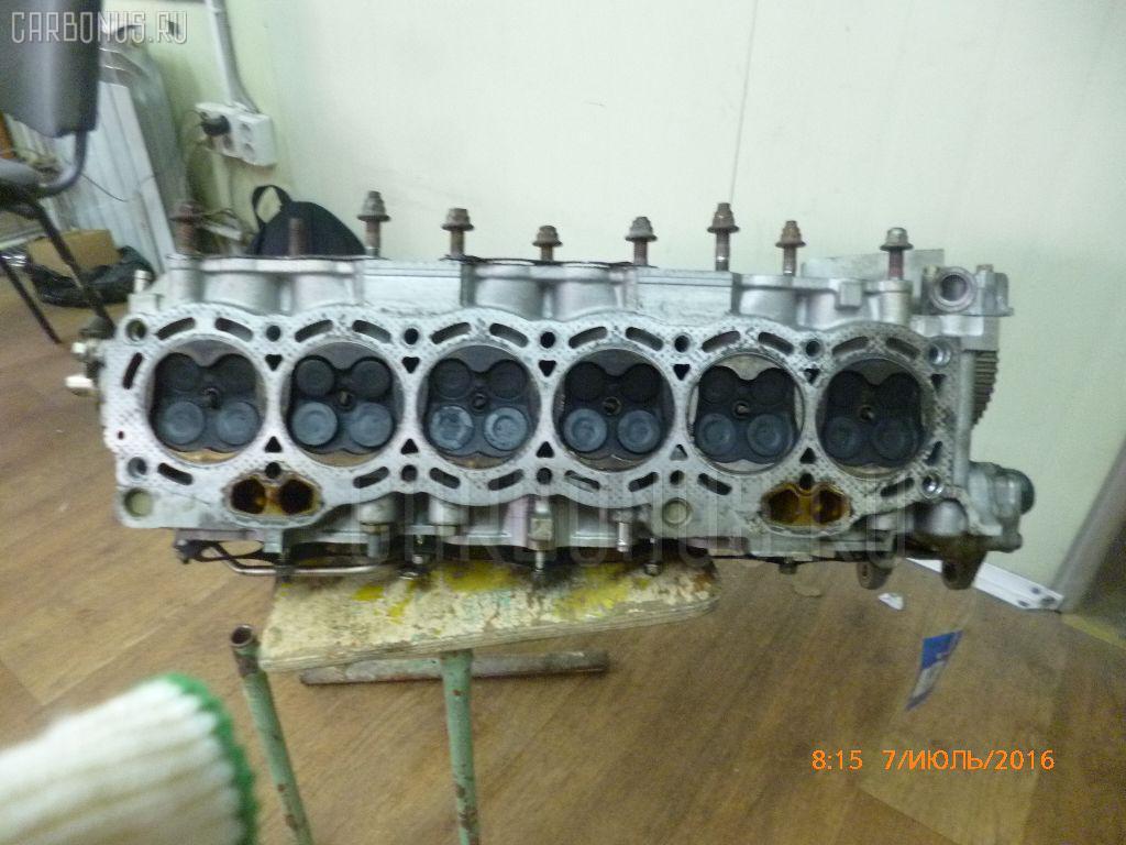 Головка блока цилиндров TOYOTA MARK II GX100 1G-FE Фото 6