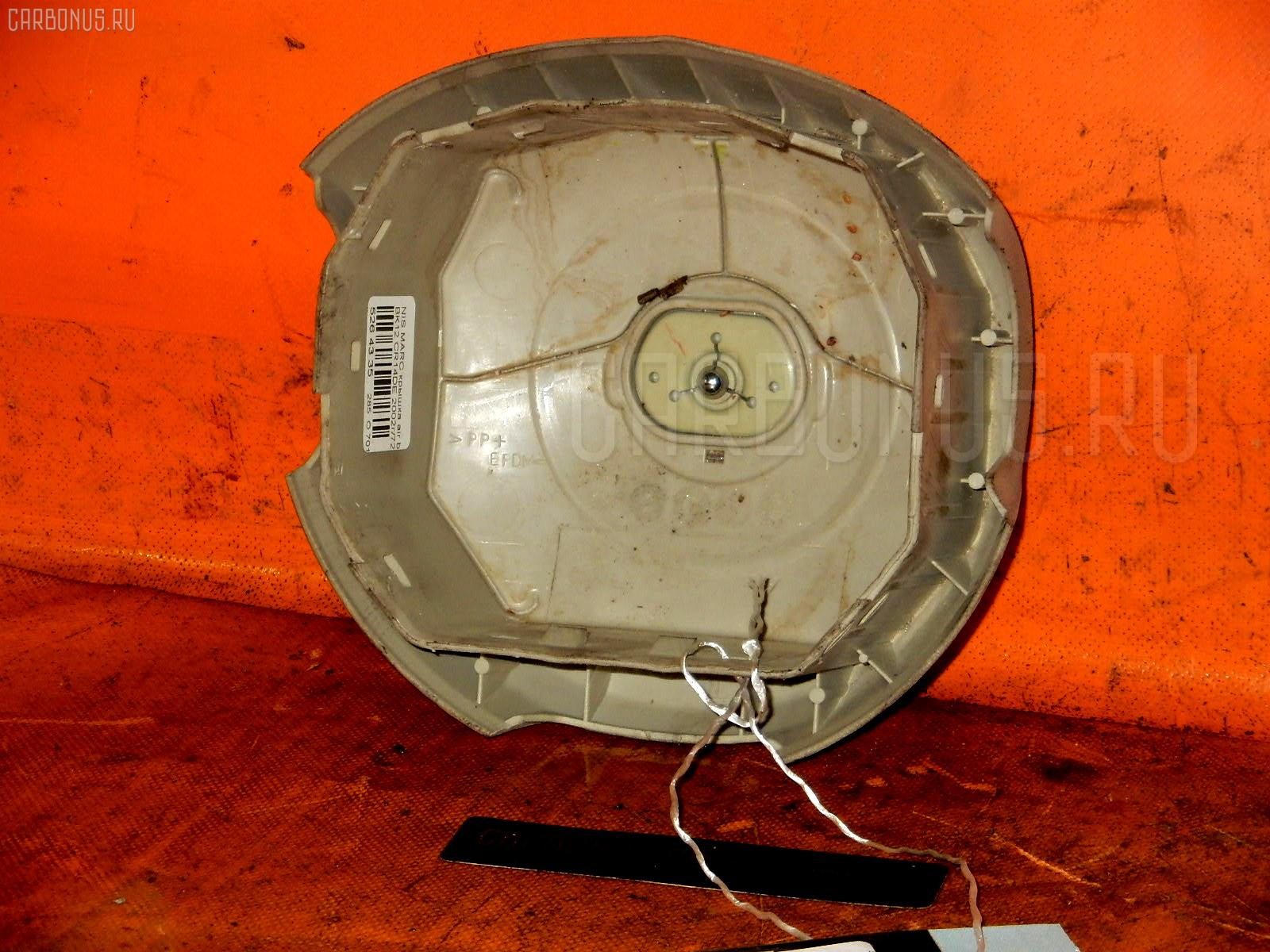 Крышка air bag NISSAN MARCH BK12 CR14DE Фото 2