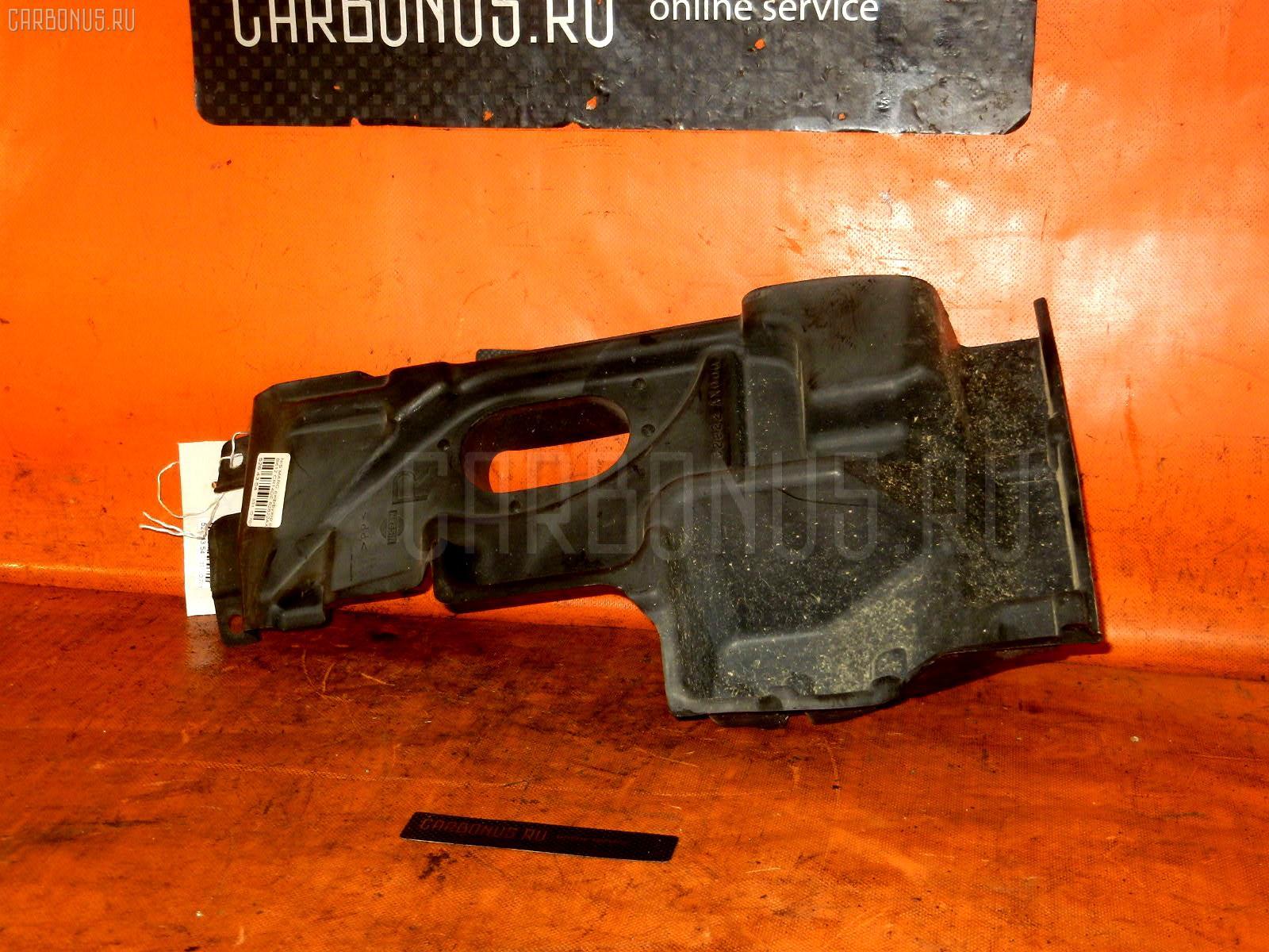 Диффузор радиатора NISSAN MARCH BK12 CR14DE Фото 1
