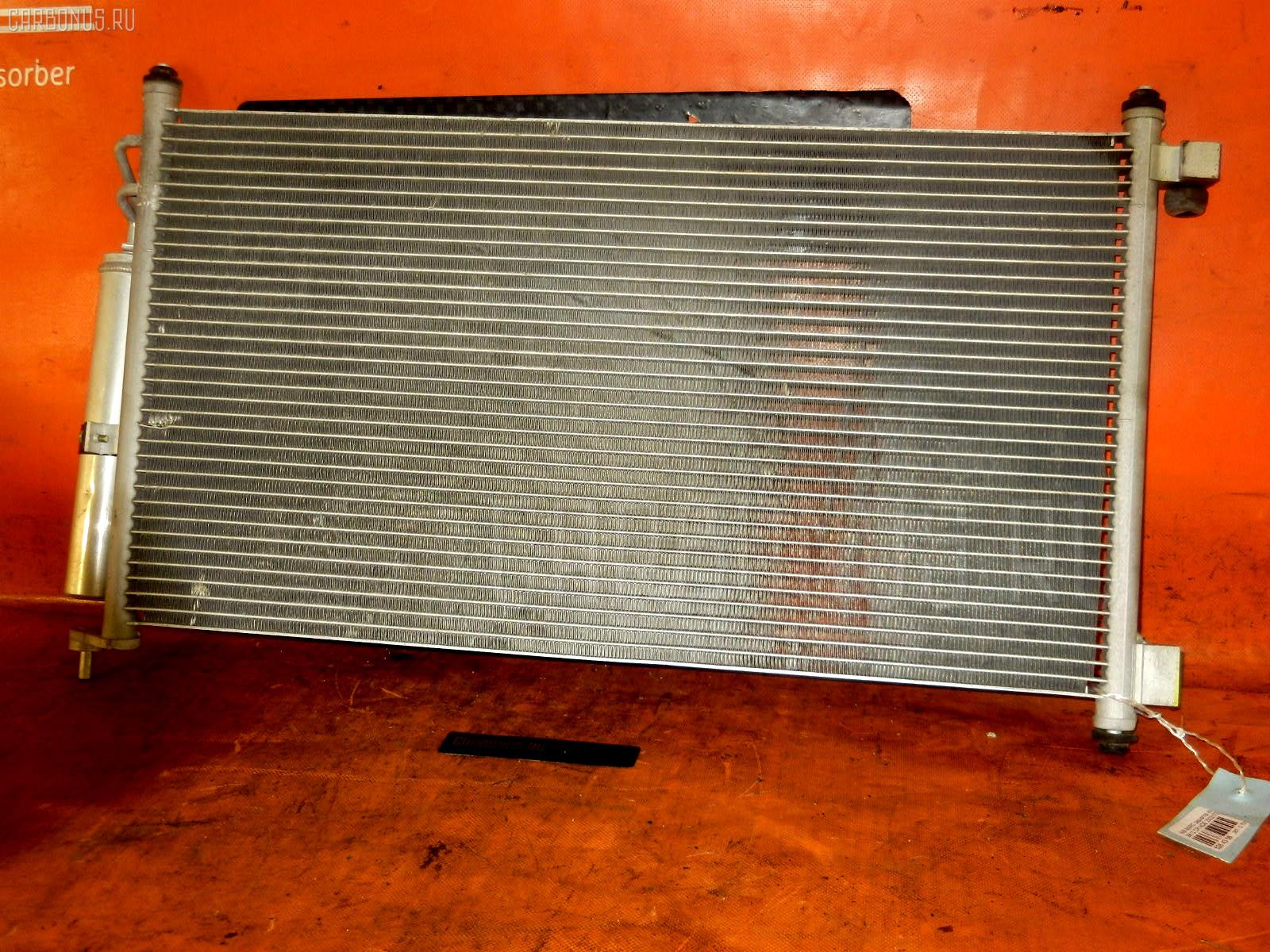 Радиатор кондиционера NISSAN MARCH BK12 CR14DE. Фото 4