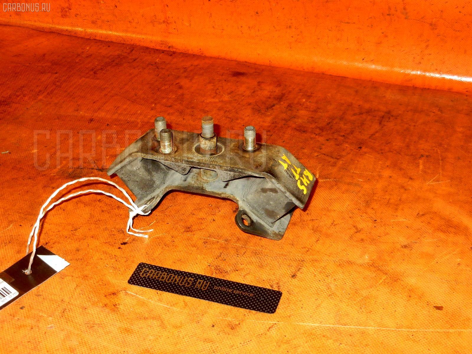 Подушка КПП SUBARU LEGACY WAGON BH5 EJ20-TT Фото 1