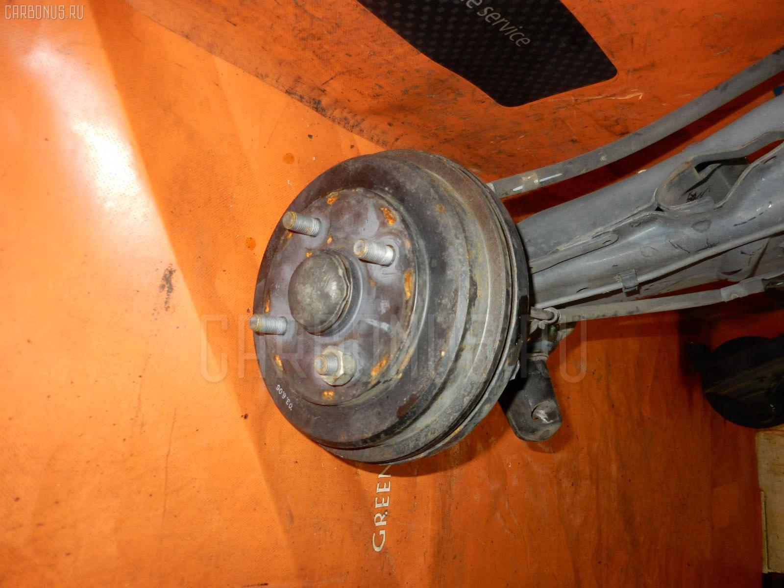 Балка подвески DAIHATSU STORIA M100S EJ-DE. Фото 4