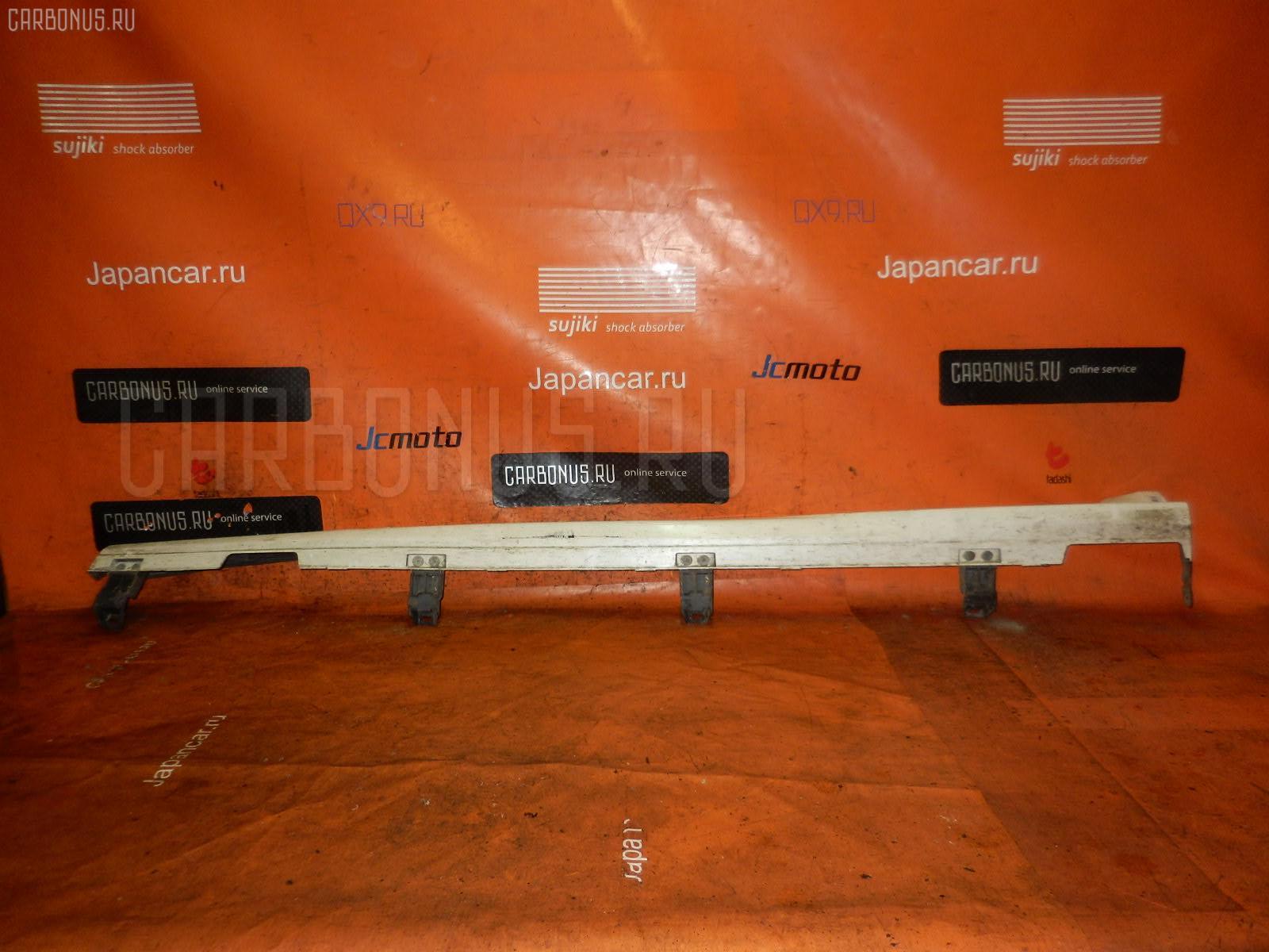 Порог кузова пластиковый ( обвес ) HONDA STREAM RN4. Фото 9
