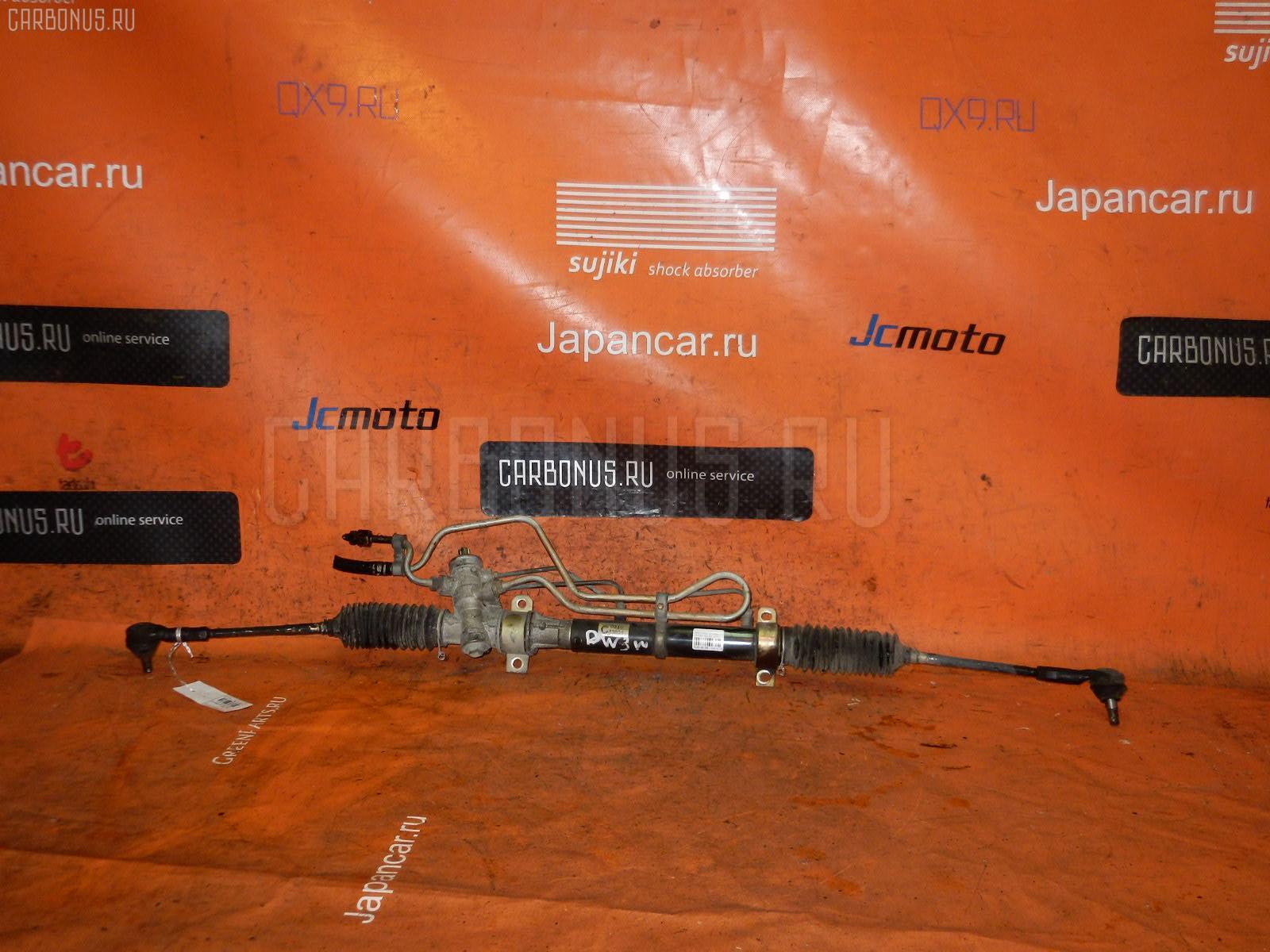 Рулевая рейка MAZDA DEMIO DW3W B3-ME. Фото 11