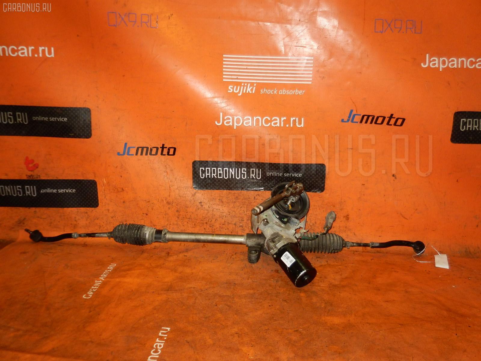 Рулевая рейка HONDA MOBILIO SPIKE GK1 L15A. Фото 8