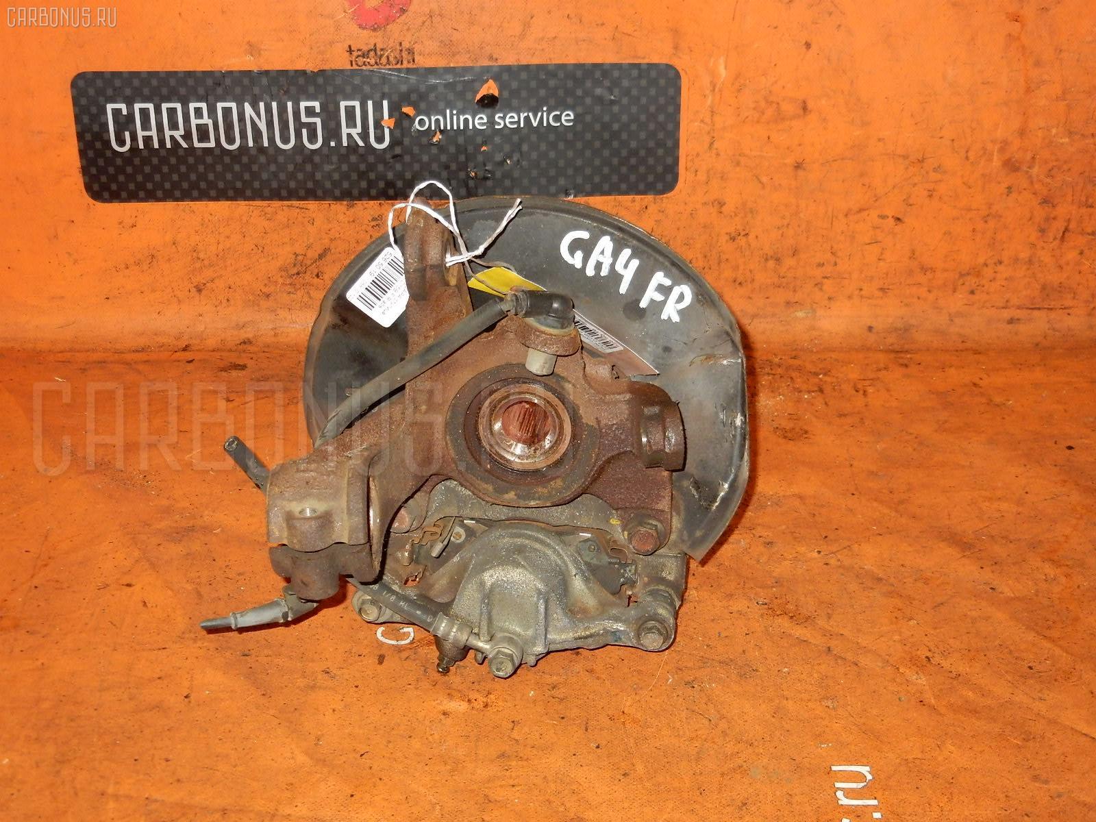 Ступица HONDA CAPA GA4 D15B. Фото 10