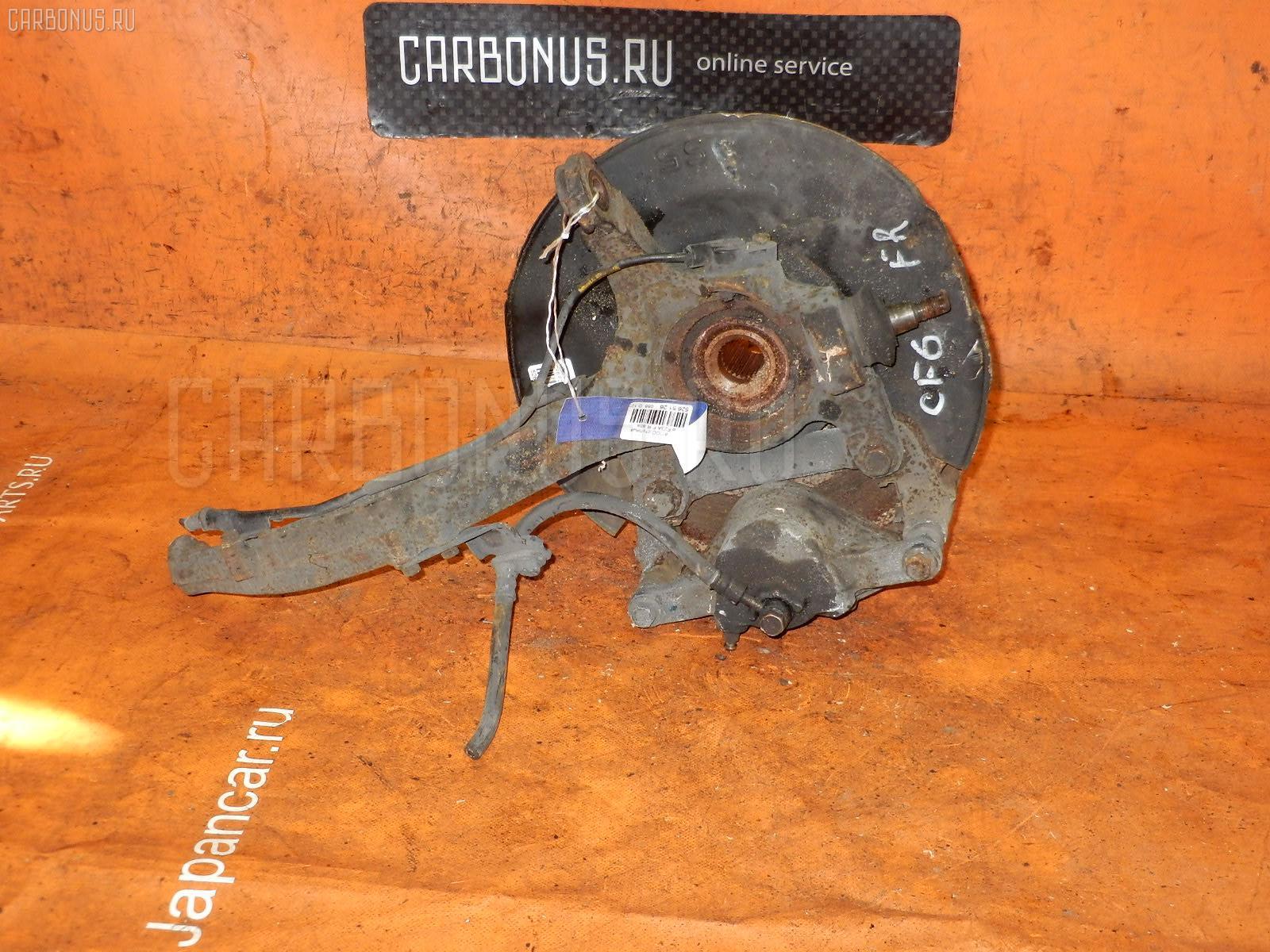 Ступица HONDA ACCORD WAGON CF6 F23A Фото 1