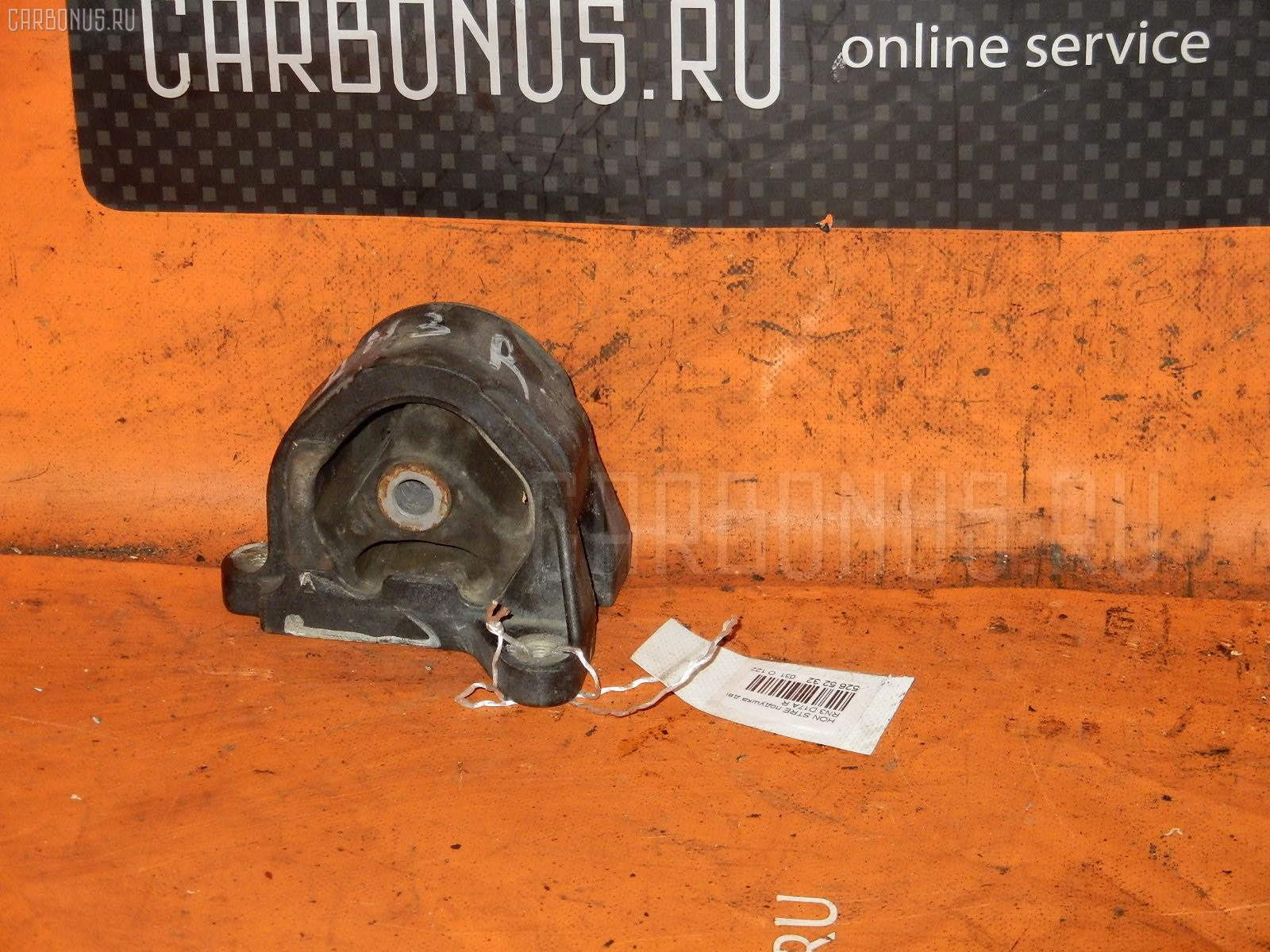 Подушка двигателя HONDA STREAM RN3 K20A. Фото 4