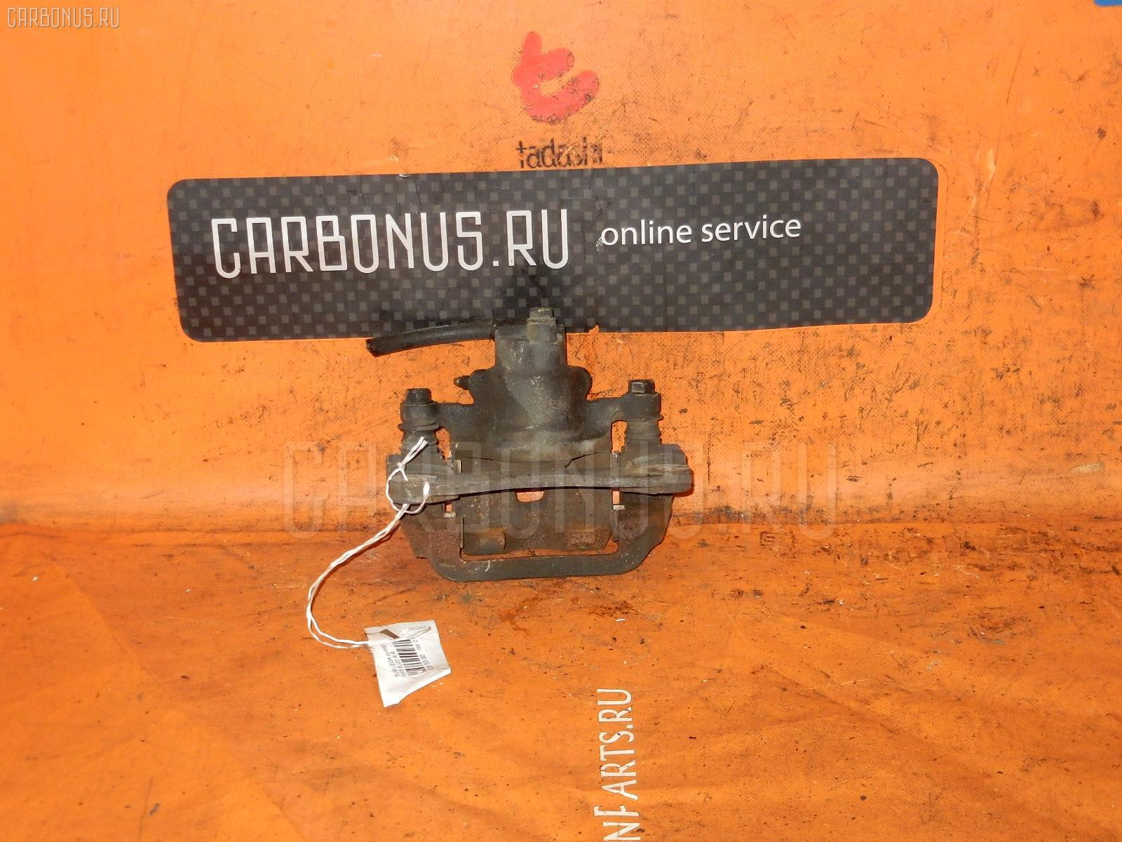 Суппорт SUBARU LEGACY WAGON BH5 EJ20. Фото 4