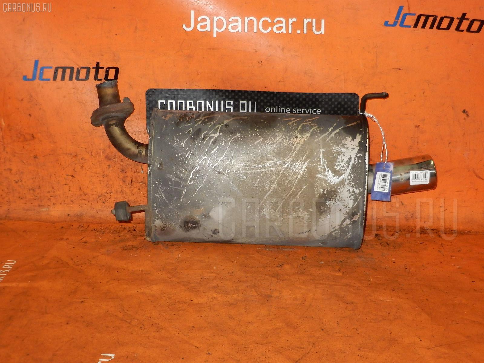Глушитель HONDA INSPIRE UA4 J25A Фото 1