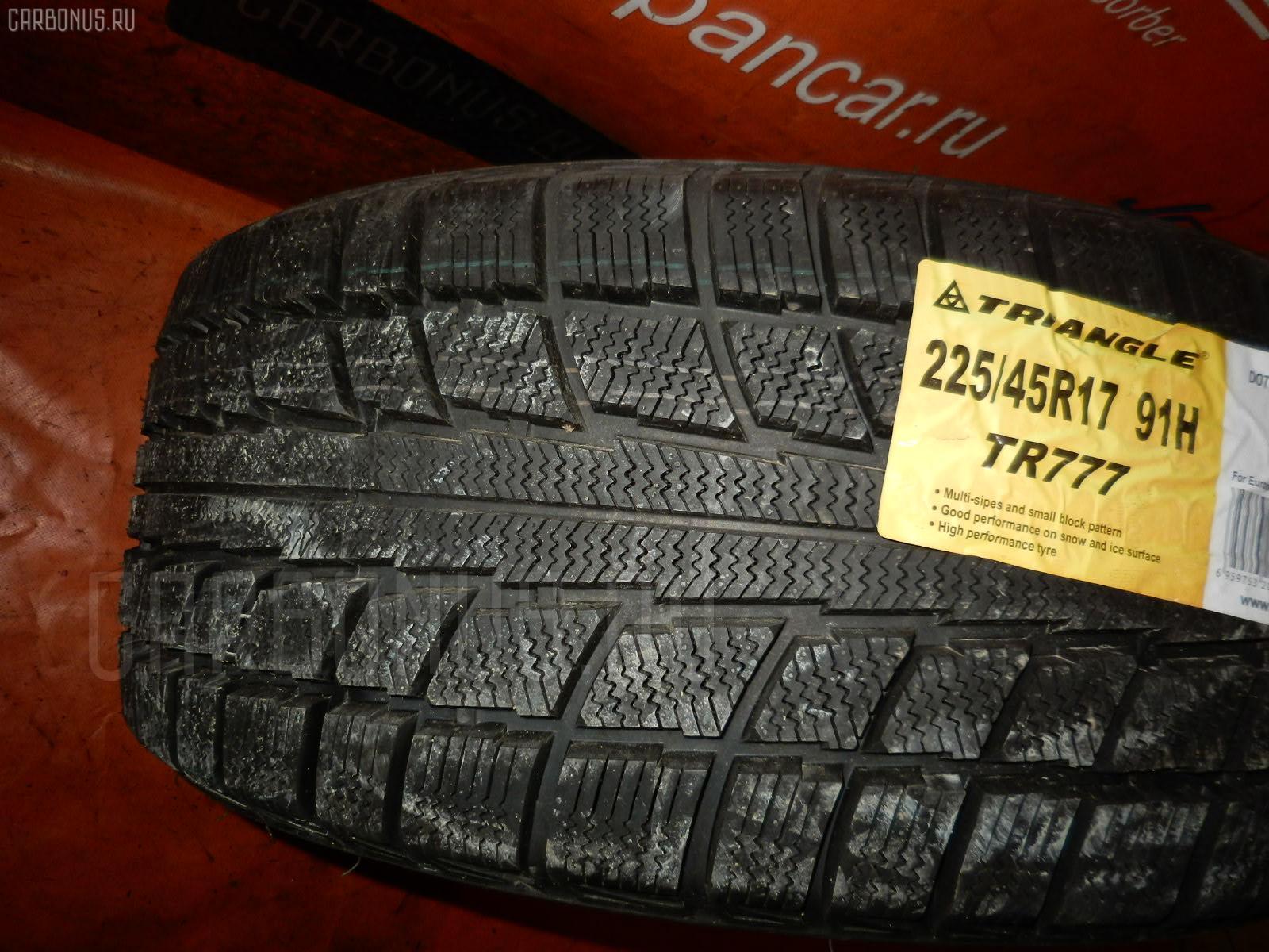 Автошина легковая зимняя TR777 225/45R17 TRIANGLE Фото 2