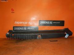 Обшивка багажника Honda Stream RN3 Фото 1