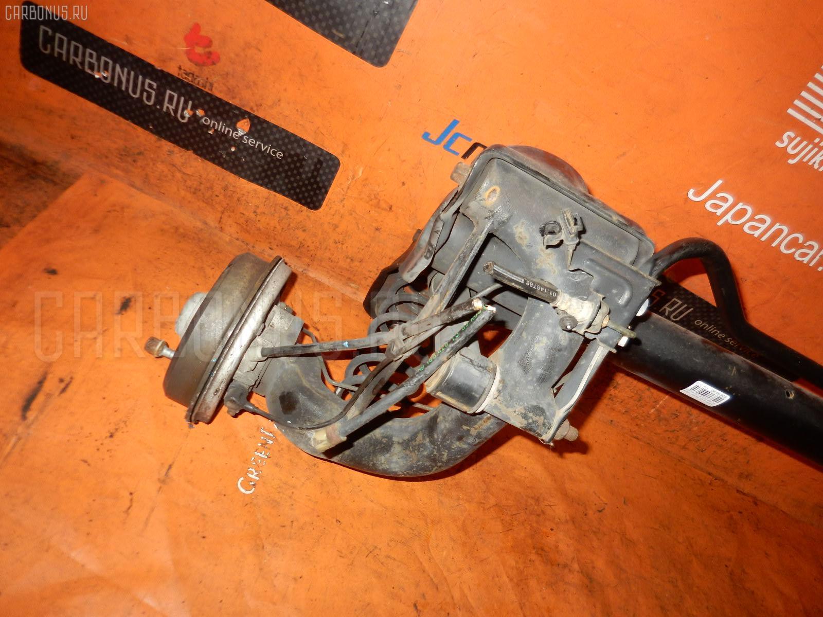 Балка подвески MERCEDES-BENZ A-CLASS W168.033 166.960 Фото 2