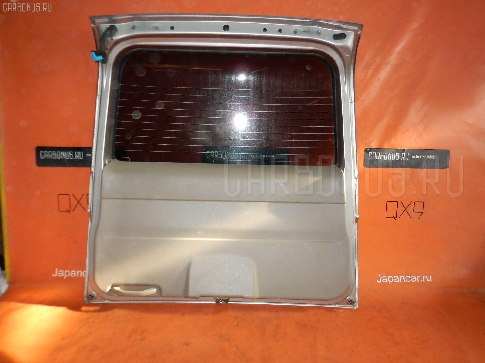 Дверь задняя HONDA STEPWGN RF4 Фото 6