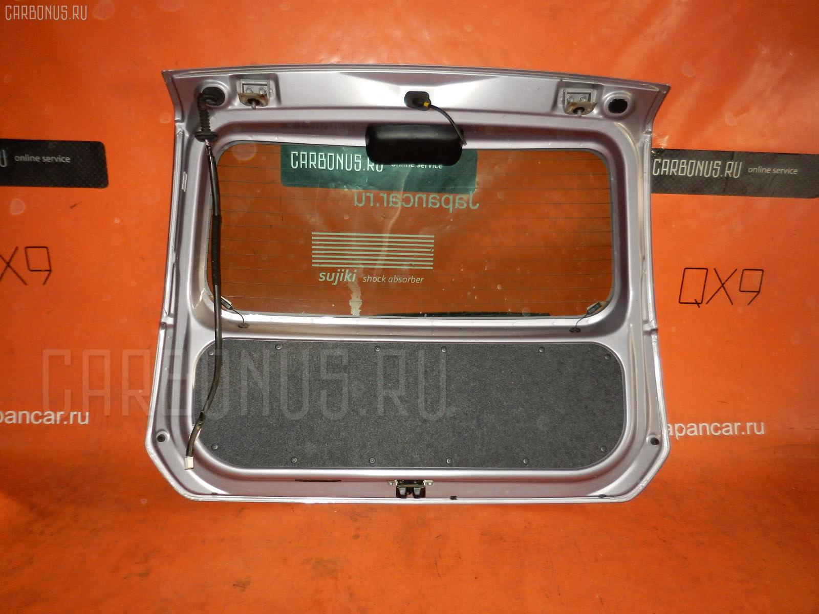 Дверь задняя Toyota Passo KGC10 Фото 1