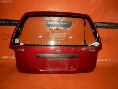 Дверь задняя Nissan Ad wagon WFY10 Фото 1
