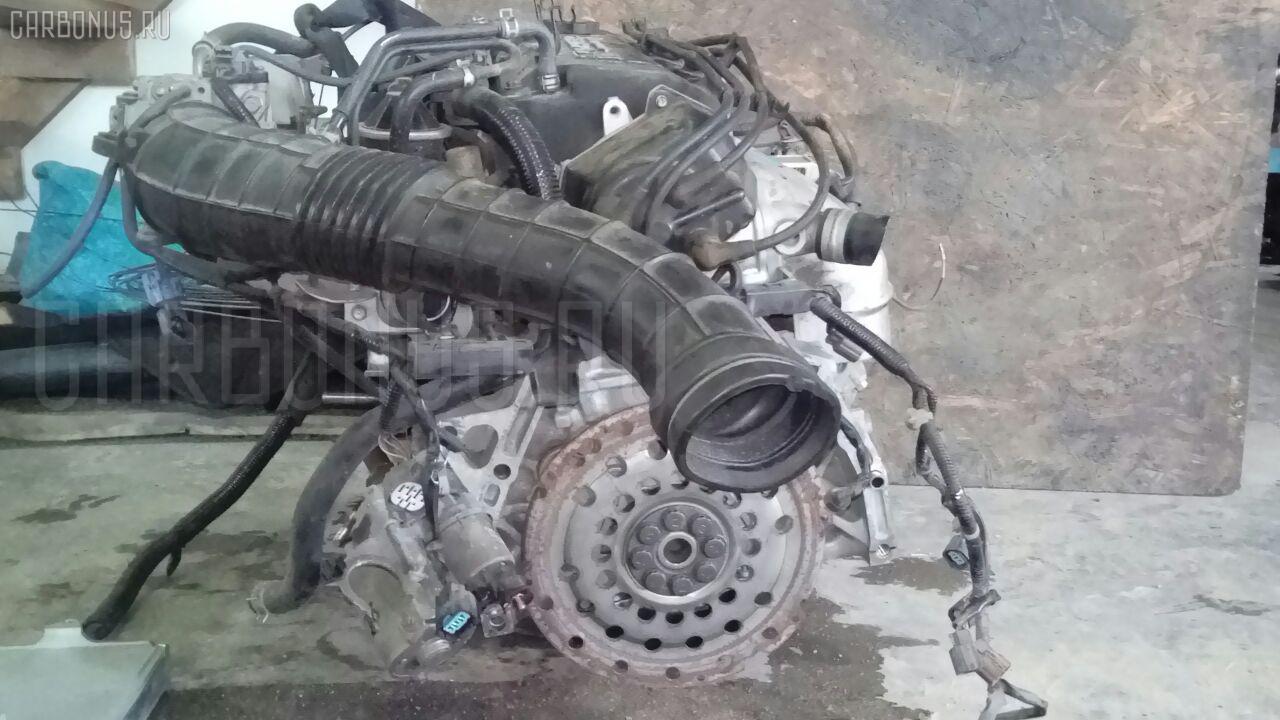 Двигатель HONDA ACCORD WAGON CF6 F23A Фото 4
