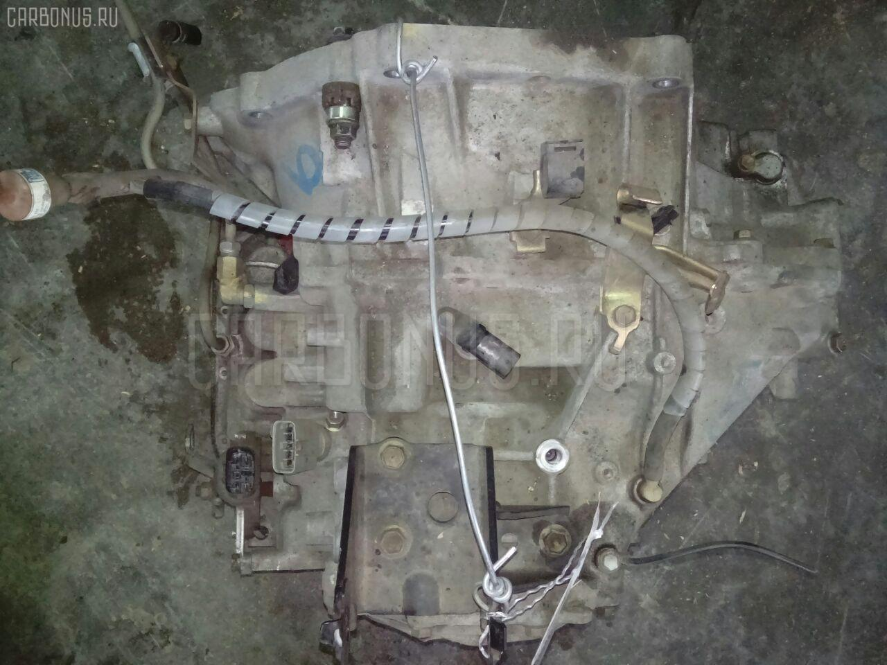 КПП автоматическая TOYOTA COROLLA FIELDER NZE121G 1NZ-FE. Фото 6