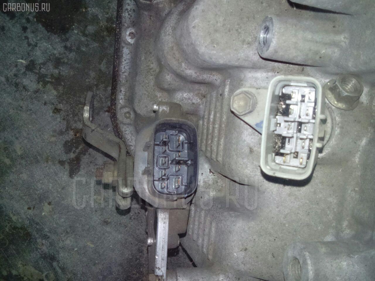КПП автоматическая TOYOTA COROLLA FIELDER NZE121G 1NZ-FE. Фото 5