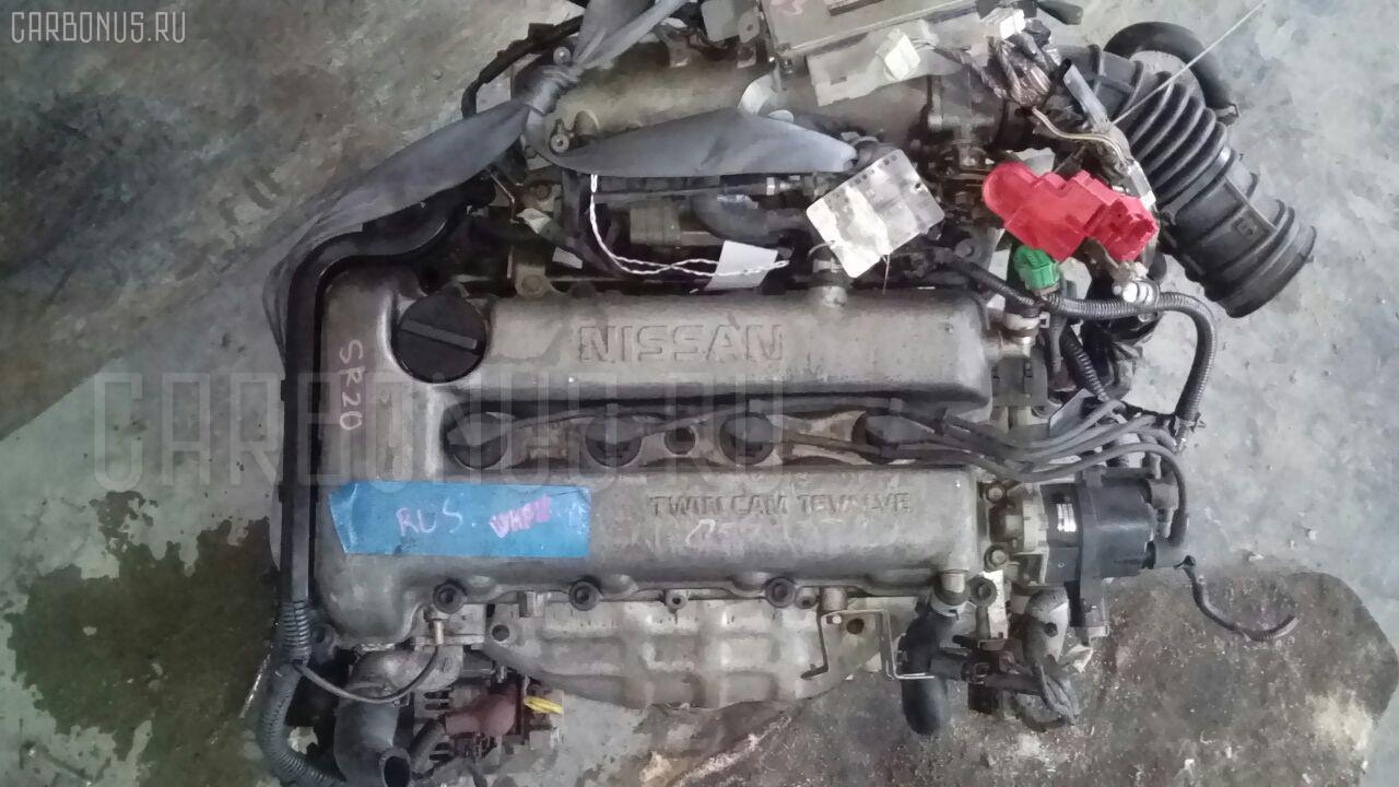 Двигатель NISSAN PRIMERA CAMINO WAGON WHP11 SR20DE. Фото 10