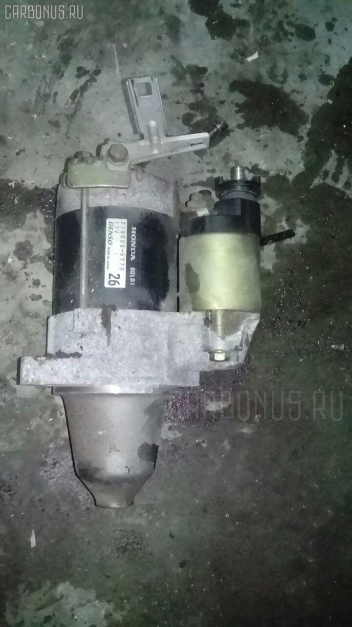 Двигатель HONDA LOGO GA3 D13B Фото 1