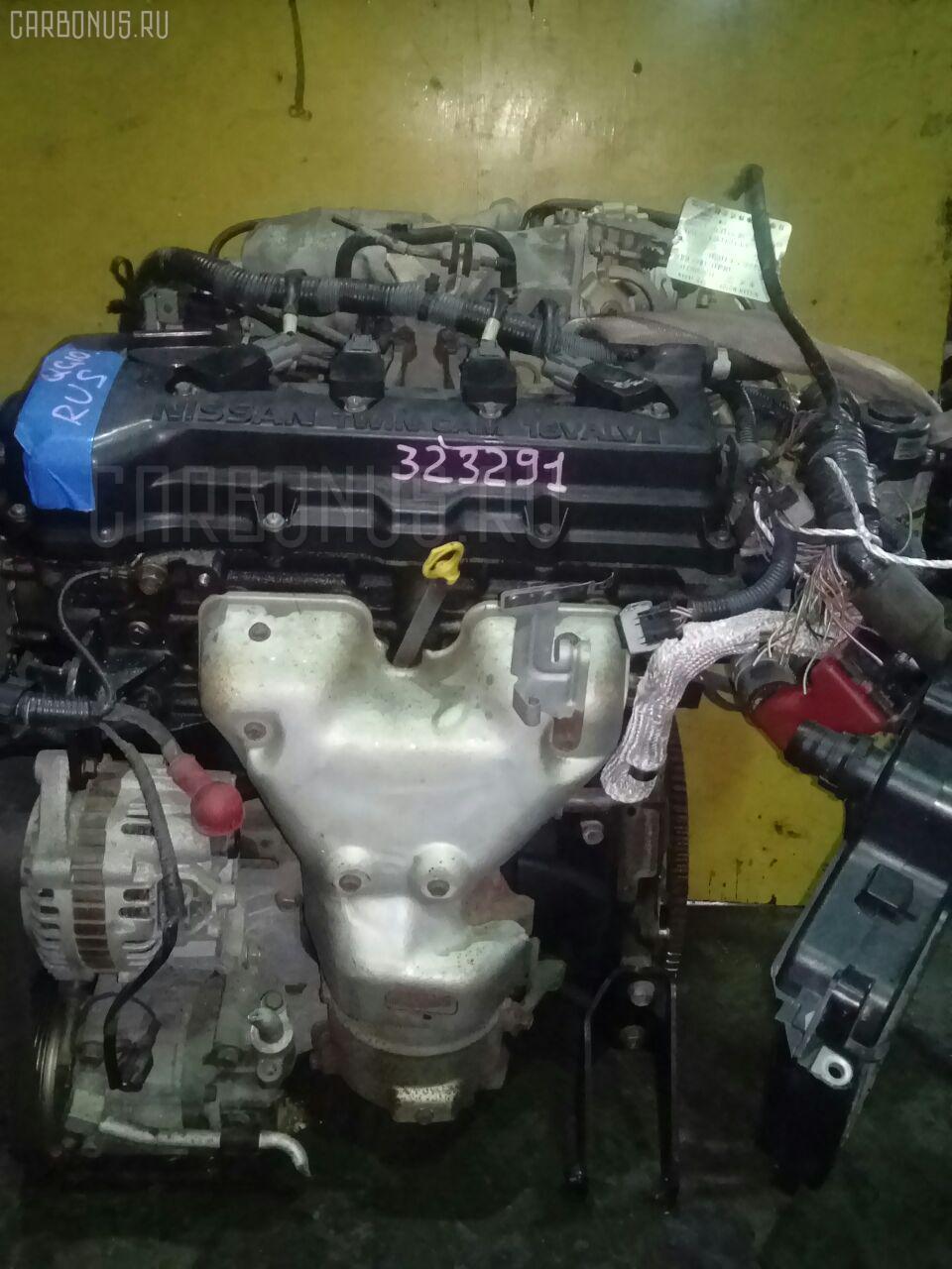Двигатель NISSAN BLUEBIRD SYLPHY QG10 QG18DE. Фото 11