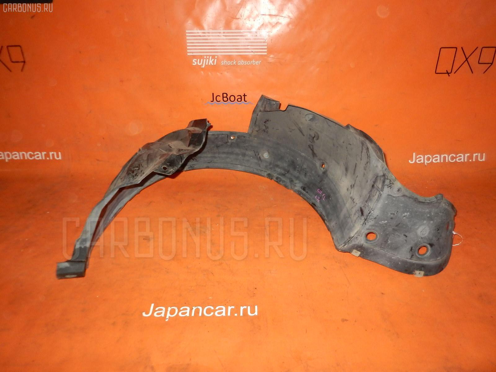 Подкрылок Nissan Lafesta B30 MR20DE Фото 1