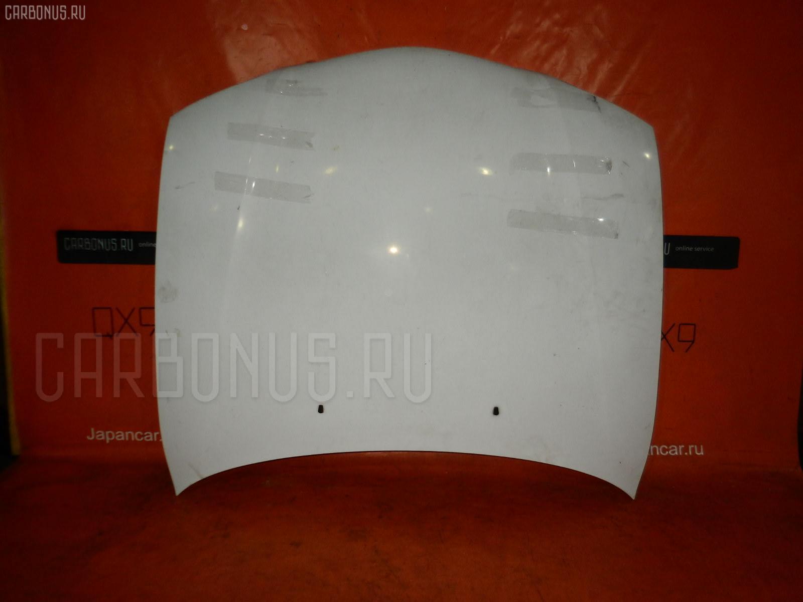 Капот TOYOTA CORONA EXIV ST200. Фото 2