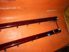 Порог кузова пластиковый ( обвес ) Nissan Bluebird sylphy QG10 Фото 2