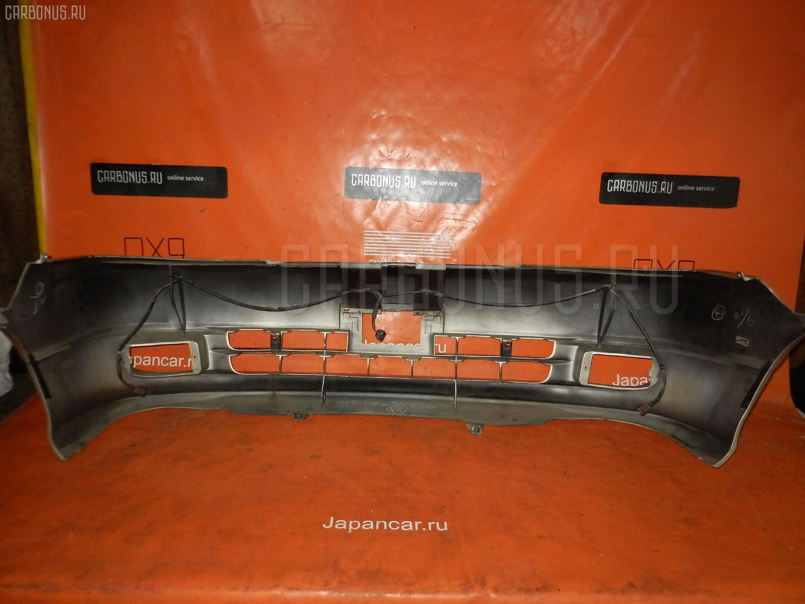 Бампер TOYOTA GRAND HIACE VCH10W Фото 3