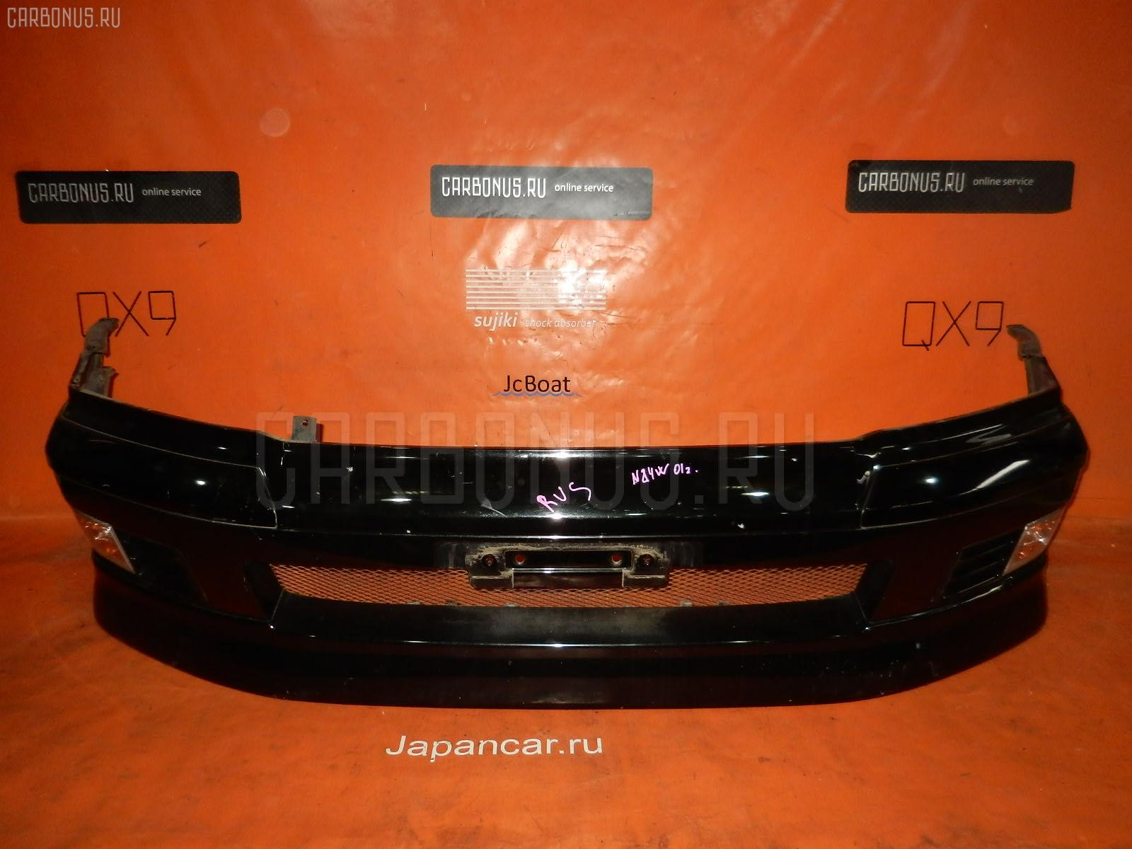 Бампер MITSUBISHI CHARIOT GRANDIS N84W Фото 1
