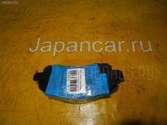 Тормозные колодки MITSUBISHI LANCER CEDIA CS5W 4G93 Фото 2