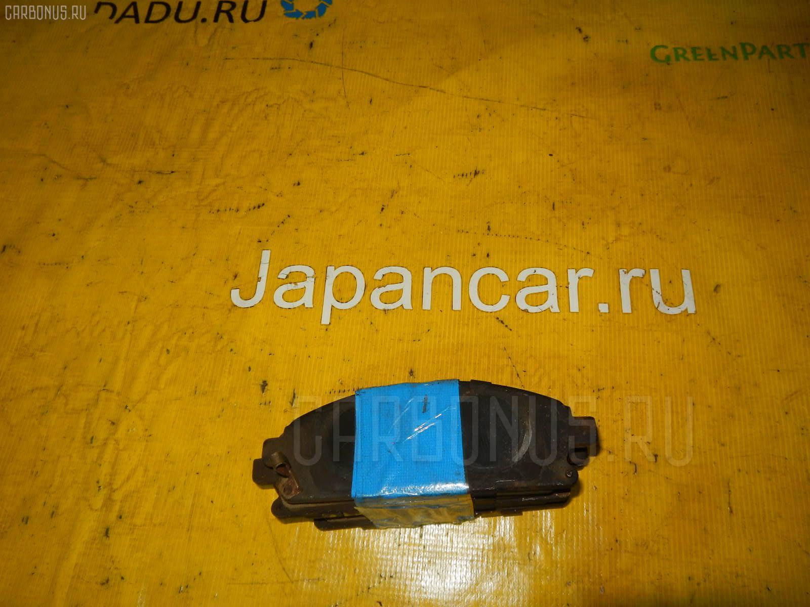 Тормозные колодки NISSAN CIMA FGY33 VH41DE. Фото 10