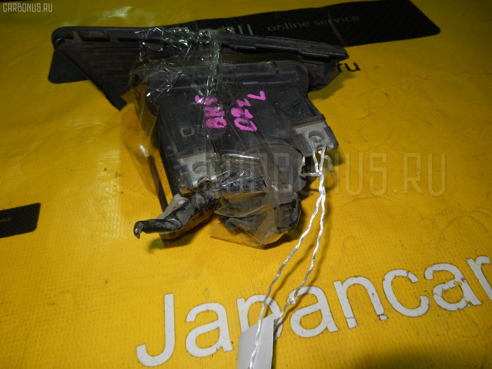 Туманка бамперная Subaru Legacy b4 BE5 Фото 1