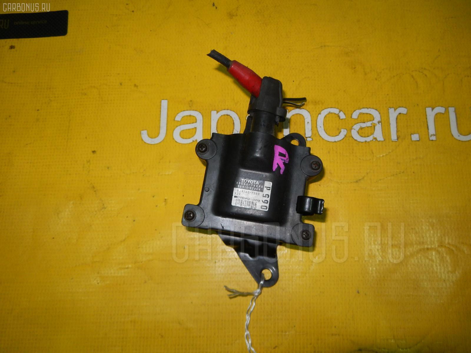 Катушка зажигания TOYOTA CALDINA ST190 4S-FE Фото 1