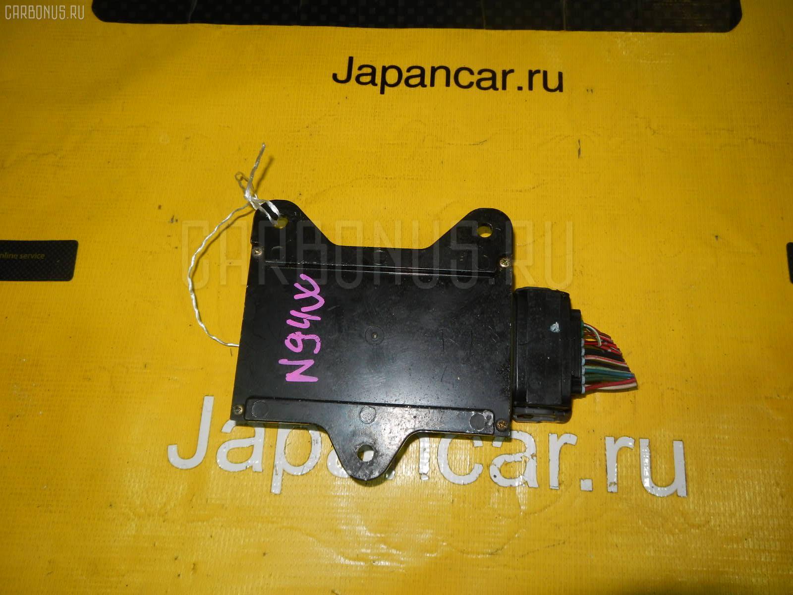 Блок управления инжекторами MITSUBISHI CHARIOT GRANDIS N94W 4G64 Фото 2