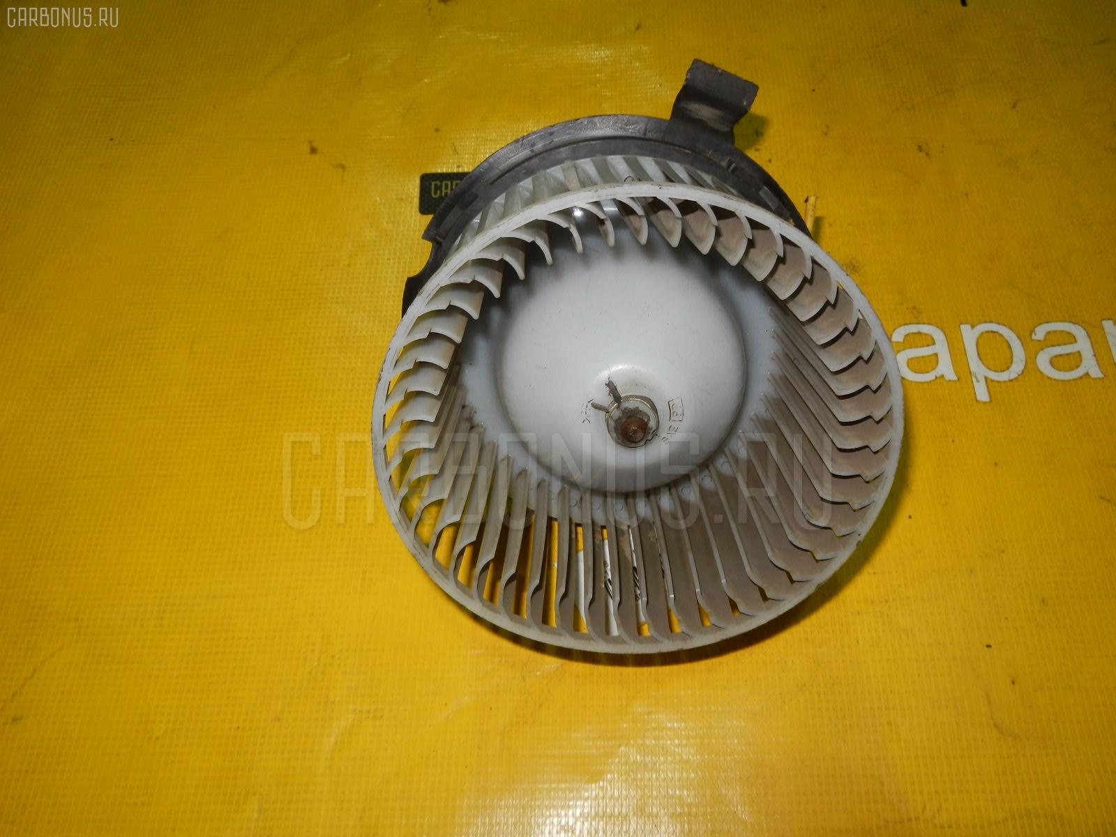 Мотор печки NISSAN NOTE E11. Фото 4